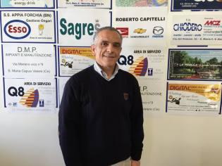 Il presidente Ciro Ongari